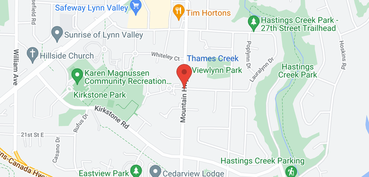 map of 805 2375 EMERY COURT