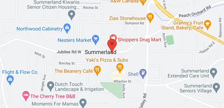 map of 13233 HENRY AVE