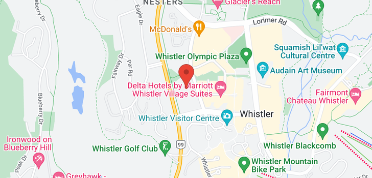 map of 36 4325 NORTHLANDS AVENUE