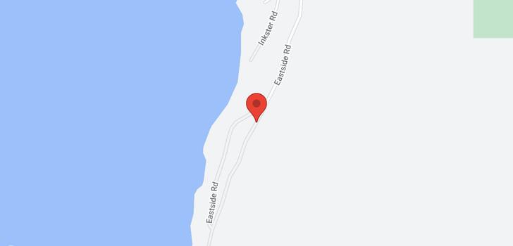 map of #12 9900 Eastside Road